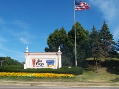 Six Flags Great America in Gurnee