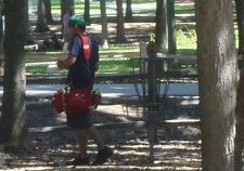 Gurnee illinois things to do in gurnee disc golf frolf