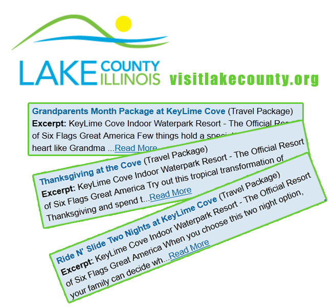Coupon codes for key lime cove in gurnee il