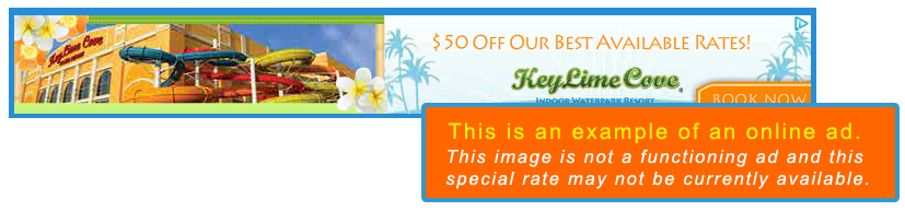 Keylime Cove Special Rate