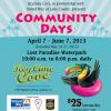 Key Lime Cove Discounts: Community Days 2013 thumbnail