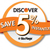 Discover Six Flags Discount