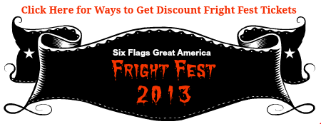 fright fest discount tickets