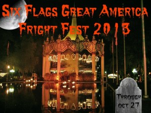Post image for Six Flags Great America Fright Fest Discount Tickets