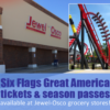 Jewel Osco Six Flags Great America Tickets 2015 thumbnail