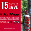 15 Ways to Get Six Flags Great America Discount Tickets for 2015 thumbnail