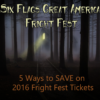 Discount Fright Fest Tickets