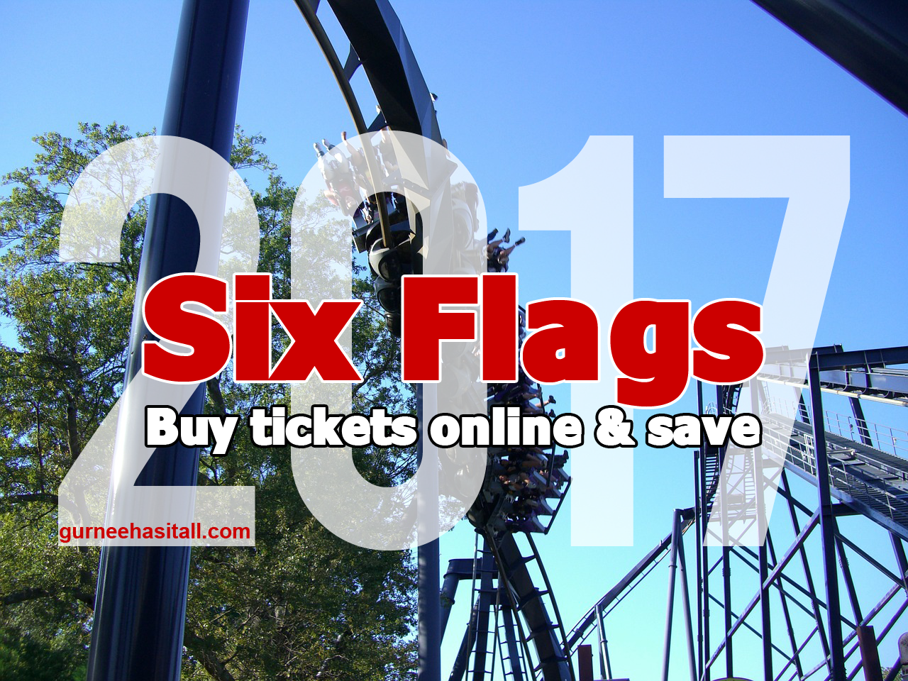For the same price of a general admission ticket, you can buy a Thrill Pass and get unlimited admission to Six Flags Great America. That's right! You can use the Thrill Pass through September 3 for unlimited visits to the park (Does not include Fright Fest).