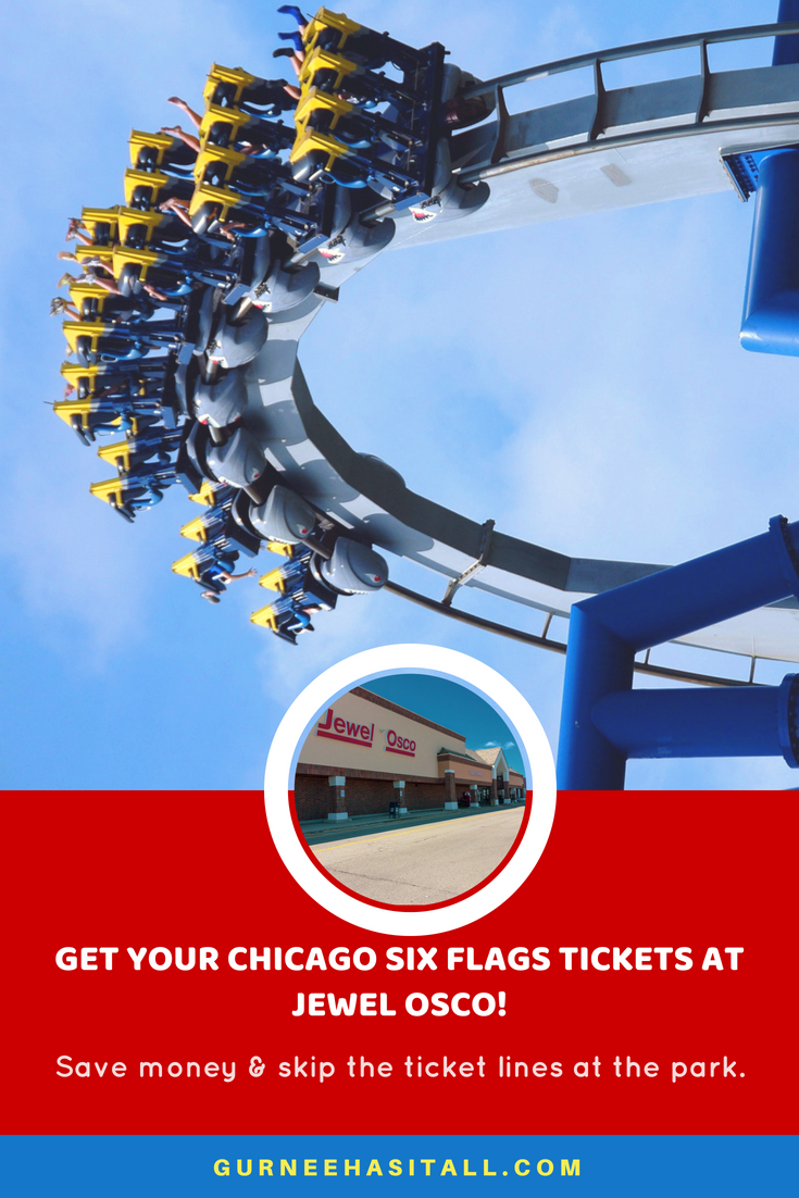 Six Flags Great America. Six Flags Great America. Chicago, Illinois. Pick the date of your visit and save up to 40% when you buy your tickets online at least one day before your trip. Daily Ticket. Sign up for our park newsletter and we'll let you know immediately if you've won two tickets to Six Flags! You'll also get exclusive.